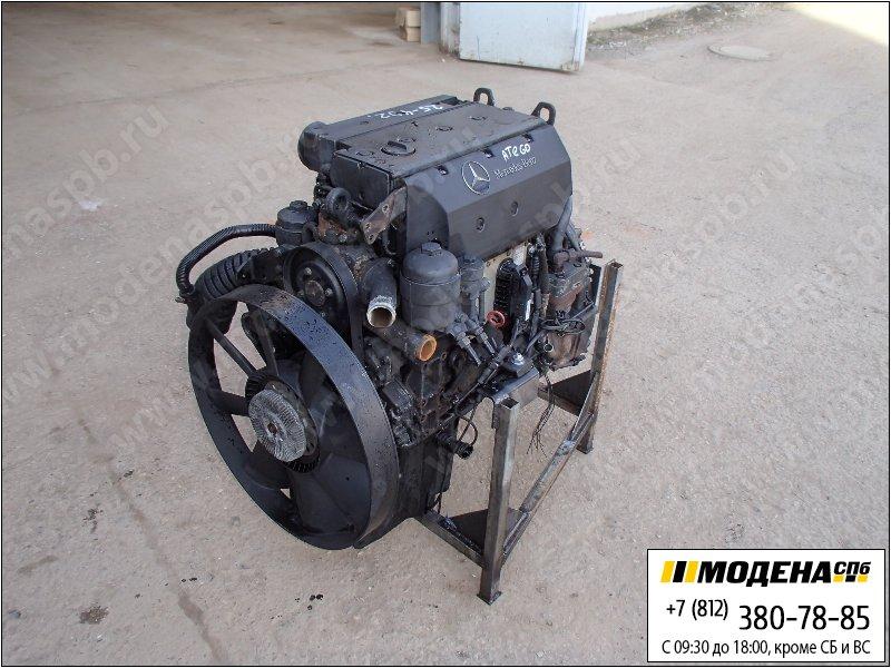 запчасти mercedes Двигатель дизельный 170 л.с. 125 кВт, 4249 см. куб  OM904LA II/4
