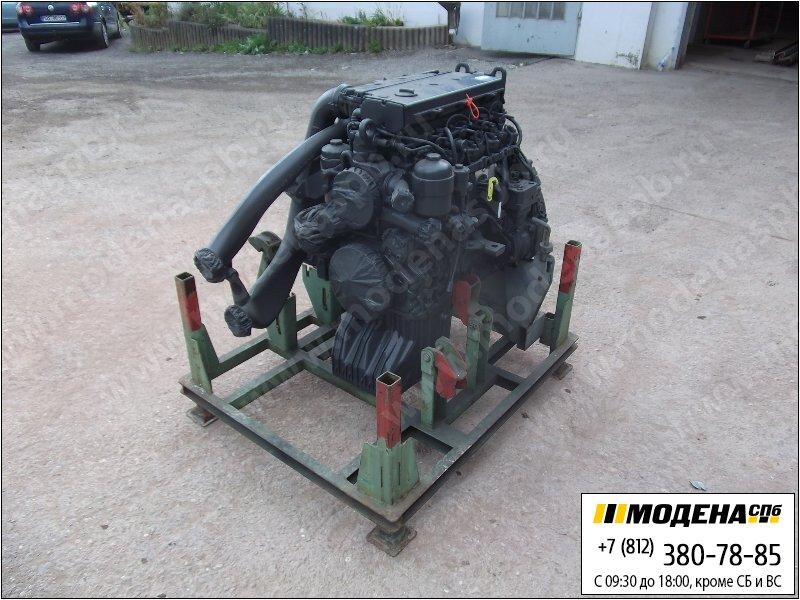 запчасти mercedes Двигатель дизельный 218 л.с. 160 кВт, 4801 см.куб  OM924LA