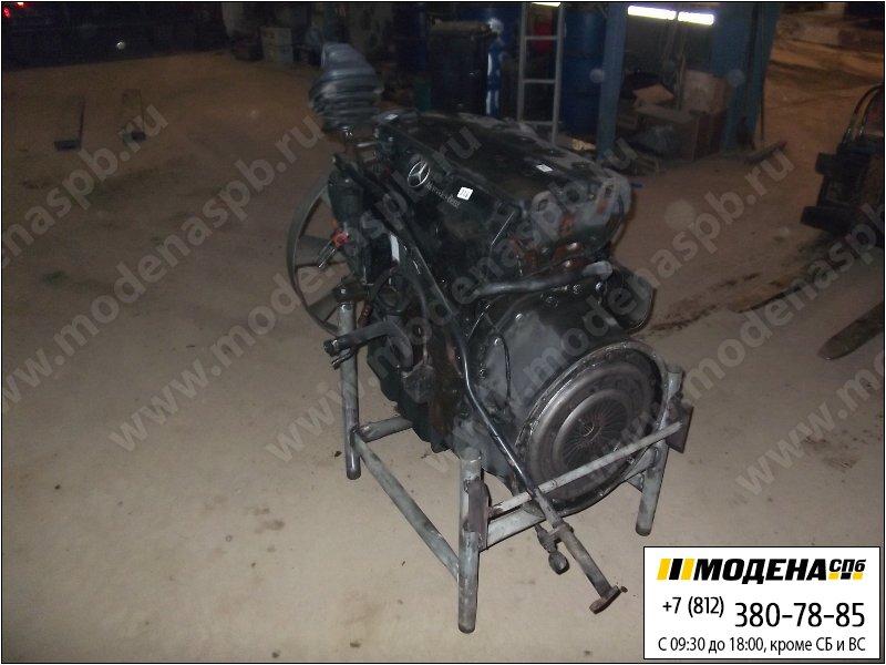 запчасти mercedes Двигатель дизельный 231 л.с. 170 кВт, 6374 см. куб  OM906LA II /1-00