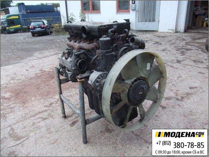 запчасти mercedes Двигатель дизельный 279 л.с. 205 кВт, 6370 см.куб  OM906LA II/3-00