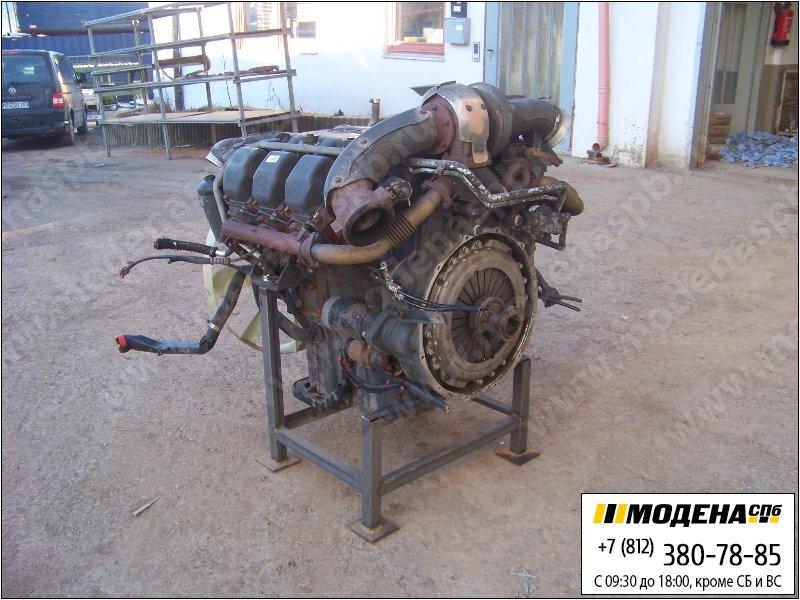 запчасти mercedes Двигатель дизельный 313 л.с. 230 кВт, 11946 см. куб  OM501LA II/1-00