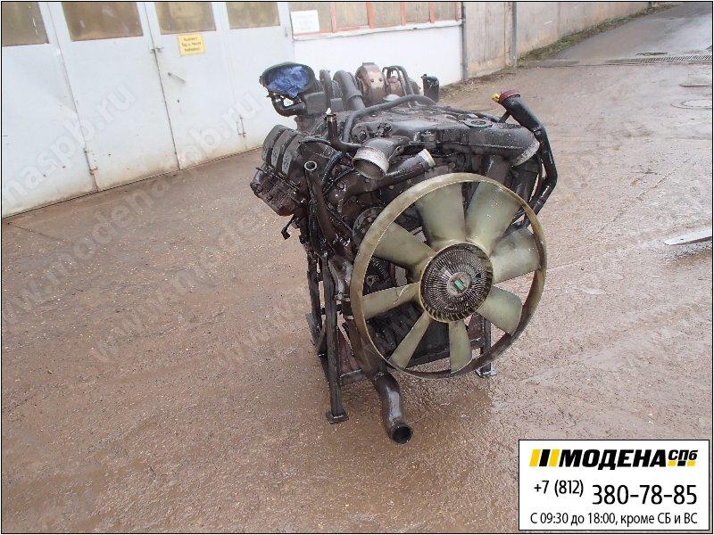 запчасти mercedes Двигатель дизельный 313 л.с. 230 кВт, 11946 см. куб  OM501LA II/1