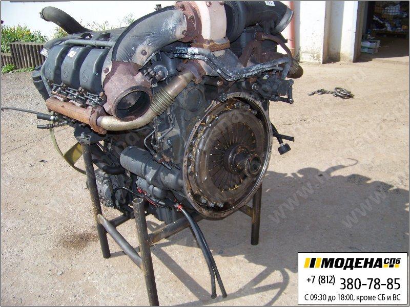 запчасти mercedes Двигатель дизельный 353 л.с. 260 кВт, 11946 см.куб  OM501LA II/2-00
