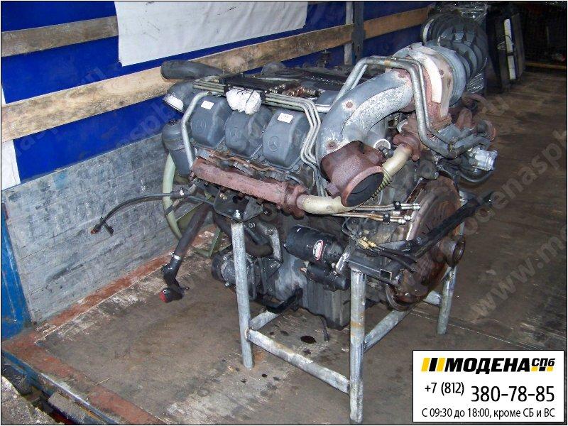 запчасти mercedes Двигатель дизельный 354 л.с. 260 кВт, 11946 см.куб  OM501LA II /2-00