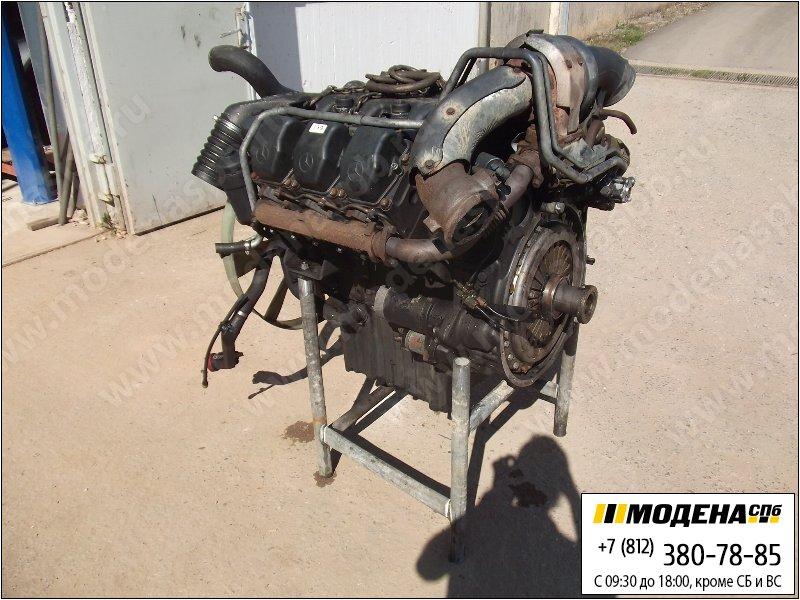 запчасти mercedes Двигатель дизельный 354 л.с. 260 кВт, 11946 см.куб  OM501LA II/2-00