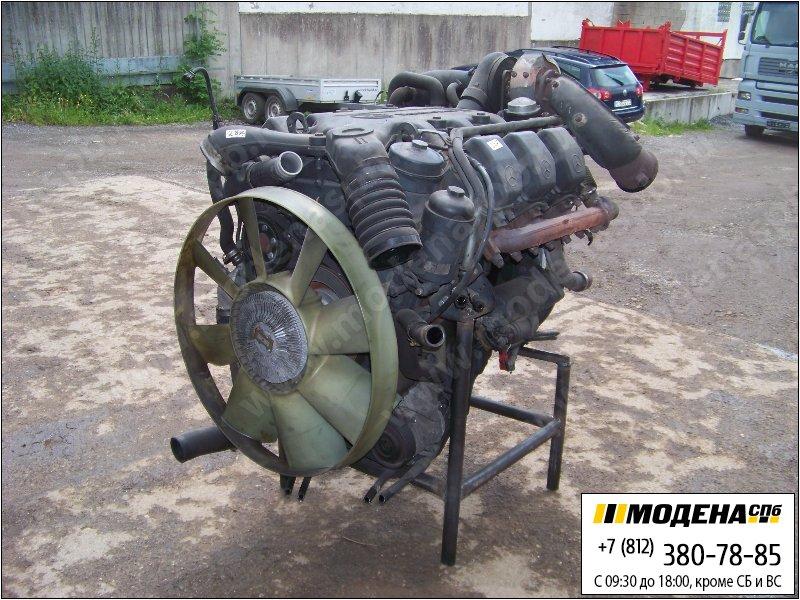 запчасти mercedes Двигатель дизельный 394 л.с. 290 кВт, 11950 см.куб  OM501LA II/3-00