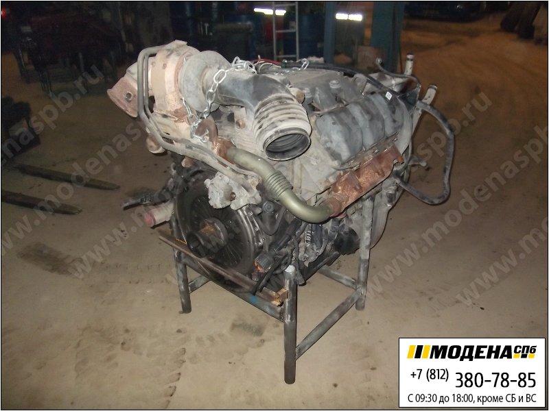 запчасти mercedes Двигатель дизельный 430 л.с. 315 кВт, 11946 см.куб  OM501LA II /4-00