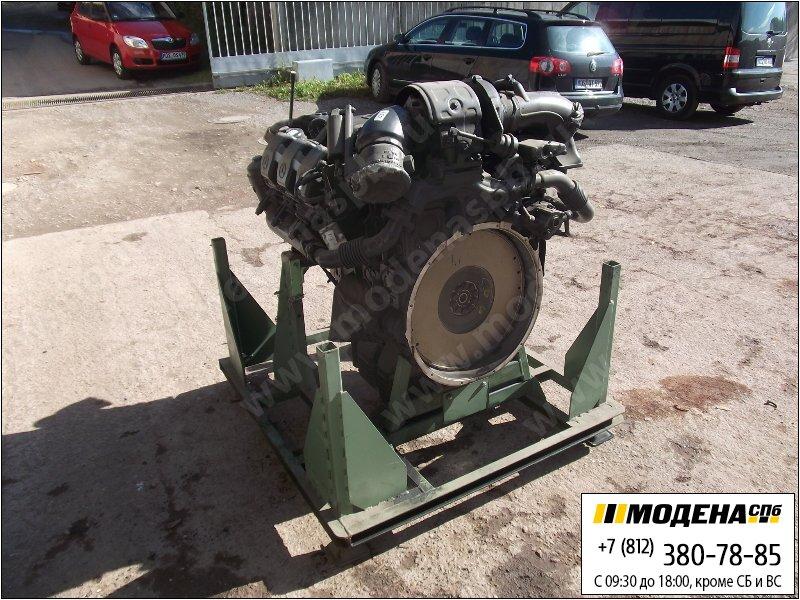 запчасти mercedes Двигатель дизельный 476 л.с. 350 кВт, 11946 см.куб  OM501LA V/6-06
