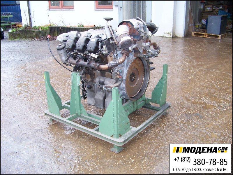 запчасти mercedes Двигатель дизельный 476 л.с. 350 кВт, 11946 см.куб  OM501LA V/6