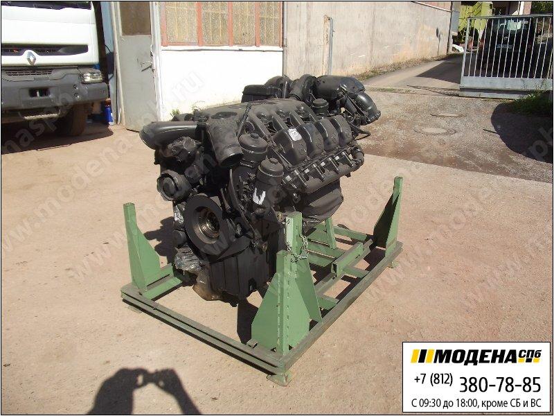 запчасти mercedes Двигатель дизельный 598 л.с. 440 кВт, 15950 см.куб  OM502LA V/3-01