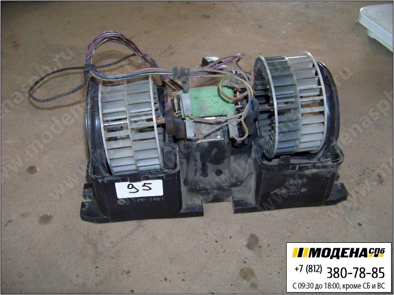 запчасти mercedes Электродвигатель печки кабины 24V 100W