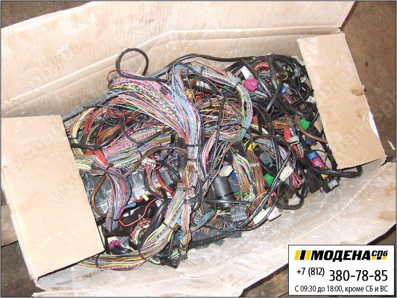 запчасти mercedes Электропроводка (коса) кабины  A0015430615