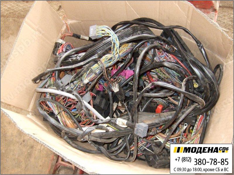 запчасти mercedes Электропроводка (коса) кабины