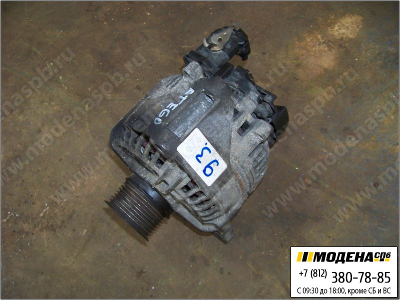 запчасти mercedes Генератор 24V/110A  A0121546802