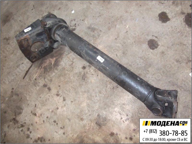 запчасти mercedes Карданный вал (кардан) L=1030mm (с подвесным подшипником)