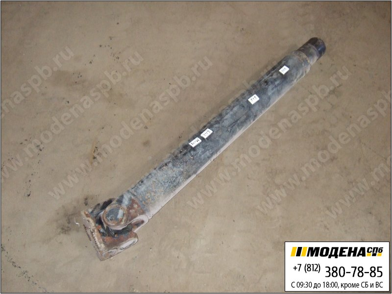 запчасти mercedes Карданный вал (кардан) L=1300mm (комплект из двух частей с 3-148)