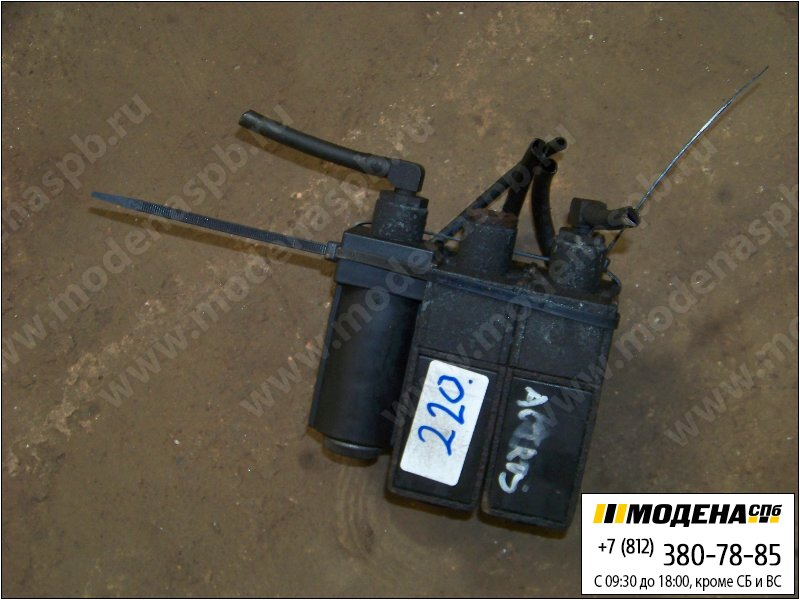 запчасти mercedes Клапан электромагнитный  0049978536
