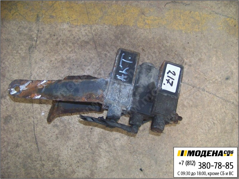 запчасти mercedes Клапан электромагнитный  A0049975536