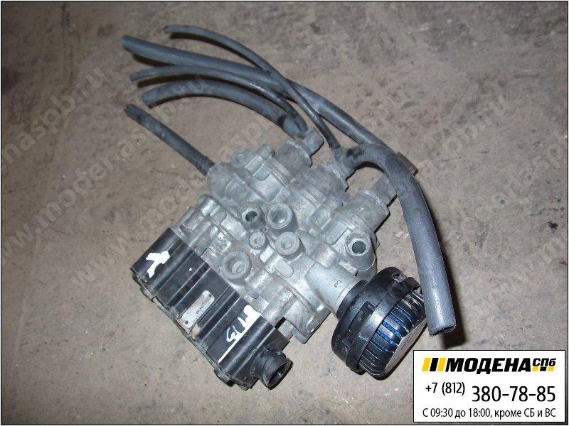 запчасти mercedes Клапан электромагнитный ECAS  Wabco 4729000530