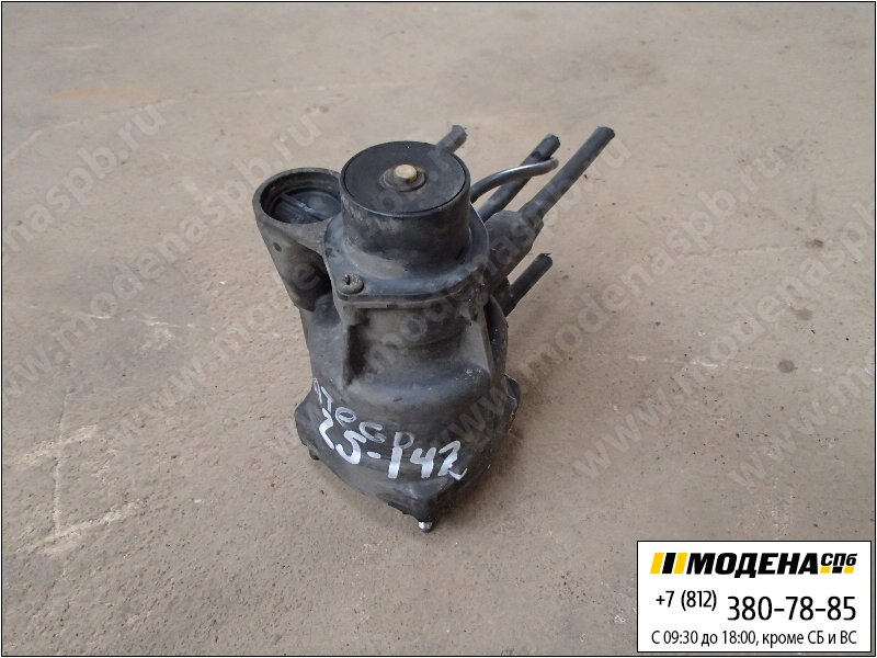 запчасти mercedes Клапан управления тормозами прицепа  A0004318213