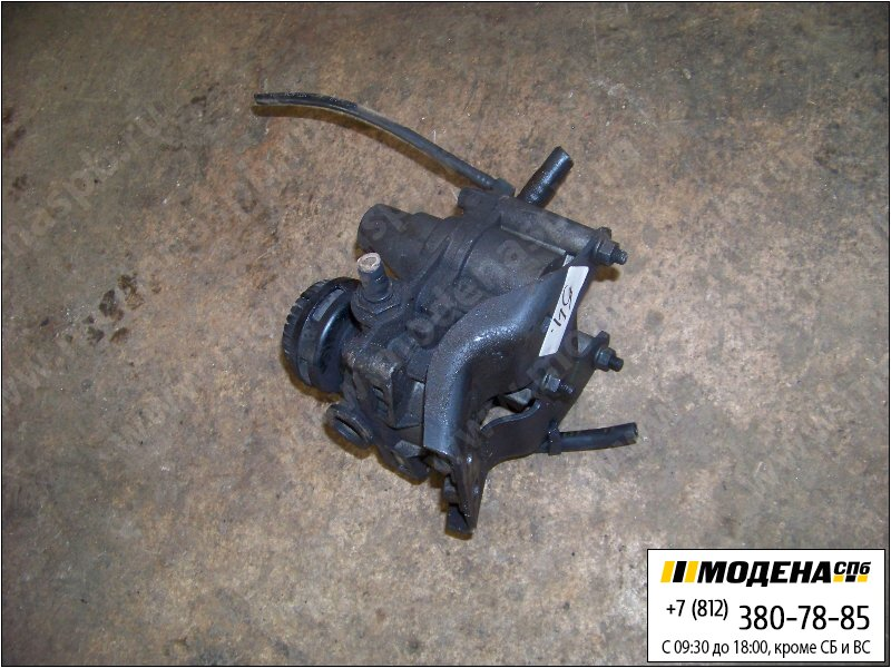 запчасти mercedes Клапан ускорительный тормозной системы  Wabco 4802020040