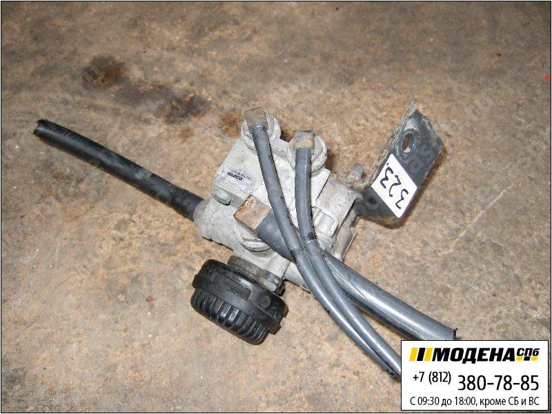 запчасти mercedes Клапан ускорительный тормозной системы  Wabco 9730112050