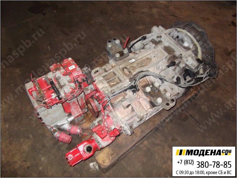 запчасти mercedes Коробка передач G 240-16 с ретардером Voith R115H  A00126036000