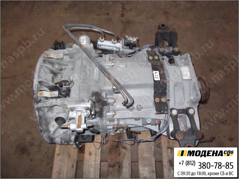 запчасти mercedes Коробка передач G100-12 (Ratio: 9,96-0,82)  715320