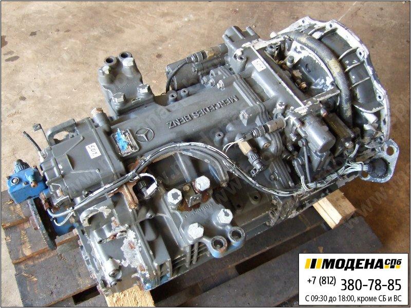 запчасти mercedes Коробка передач G210-16 (Ratio: 14,2-0,83)  A00112603600