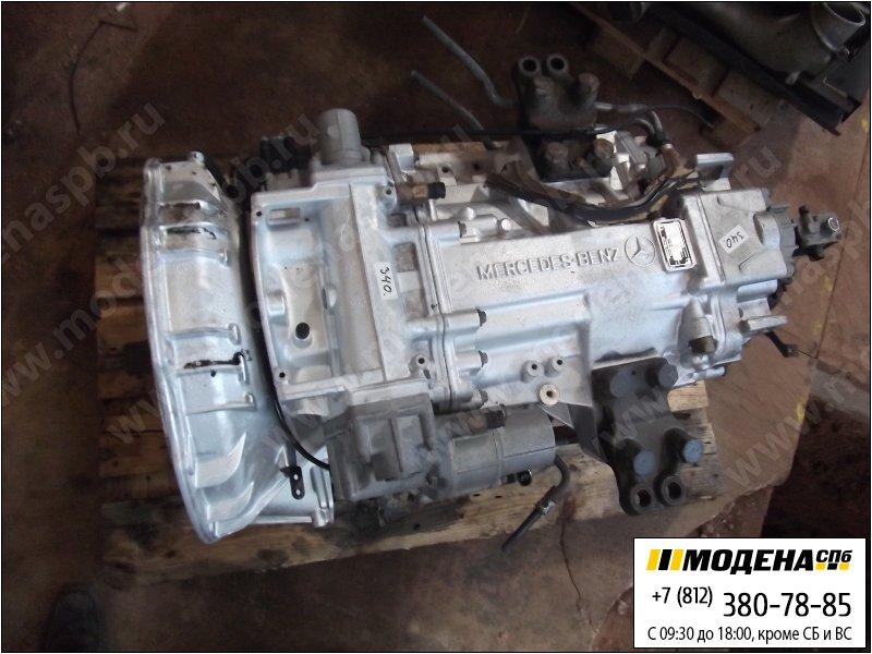 запчасти mercedes Коробка передач G211-16 (Ratio: 17,0-1,00)  A0012603600
