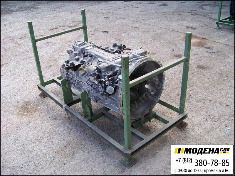 запчасти mercedes Коробка передач G231-16 (Ratio: 17,10-1,00)  715513