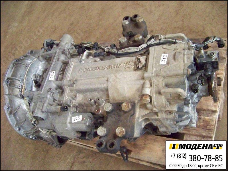 запчасти mercedes Коробка передач G240-16 механическая  715520