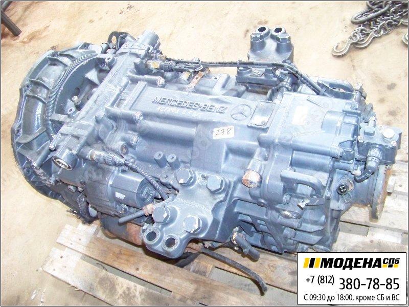 запчасти mercedes Коробка передач G240-16 механическая (Ratio: 11,7-0,69)  715520