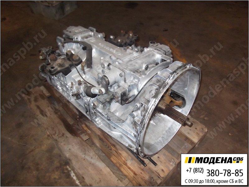 запчасти mercedes Коробка передач G240-16 (Ratio: 11,70-0,69)