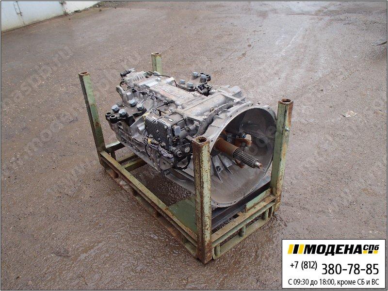 запчасти mercedes Коробка передач G281-12 механическая  715370