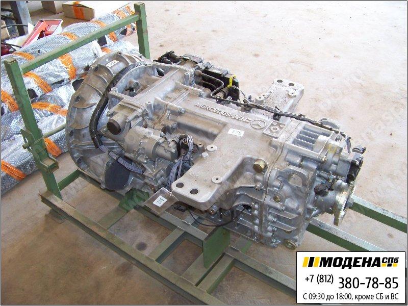 запчасти mercedes Коробка передач G281-12KL механическая
