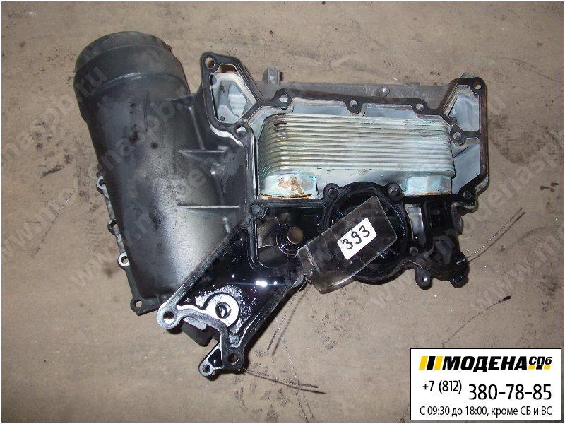 запчасти mercedes Корпус масляного фильтра с радиатором  A5411881904