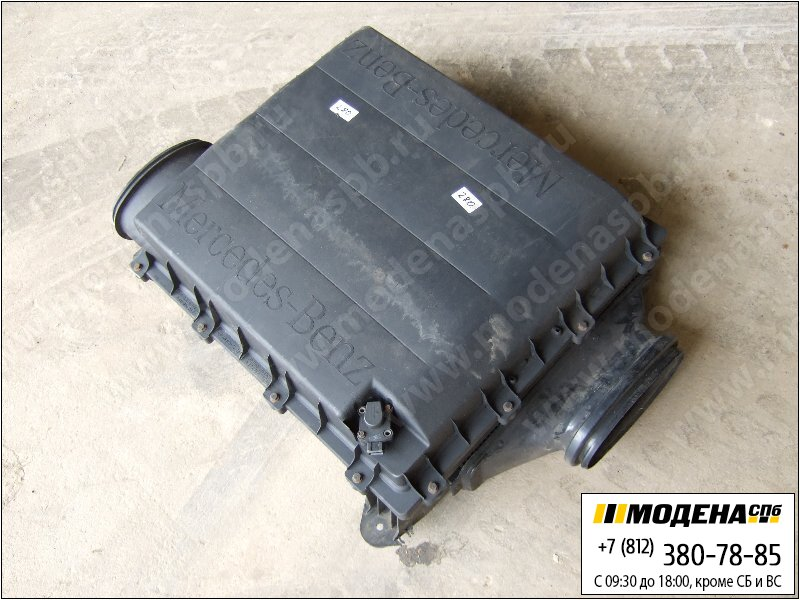 запчасти mercedes Корпус воздушного фильтра + фильтр  A0180942902