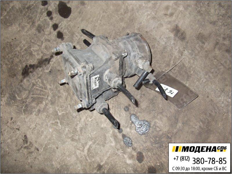 запчасти mercedes Кран управления тормозами прицепа  Knorr-Bremse 0486205011