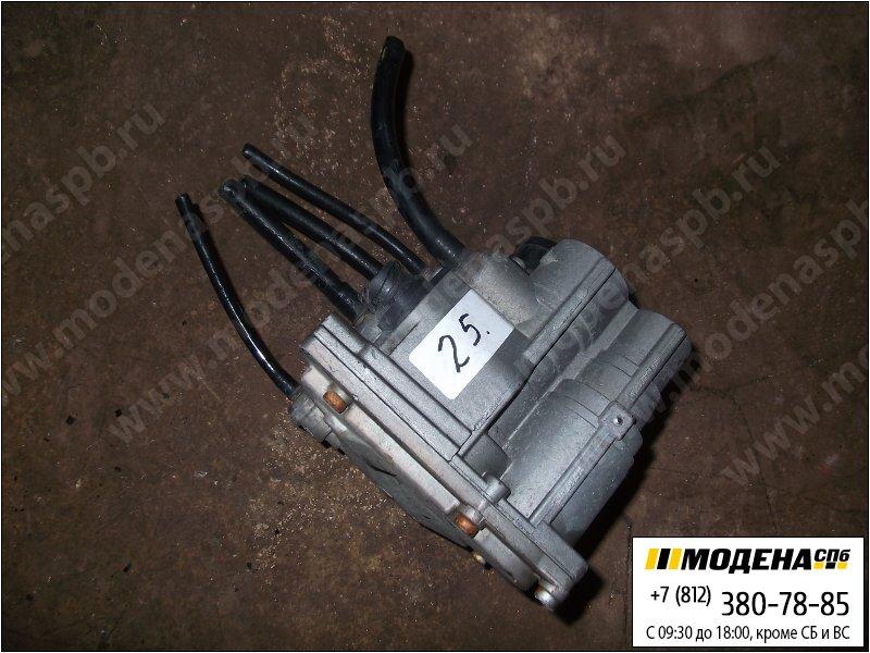запчасти mercedes Кран управления тормозами прицепа  Wabco 4802040010