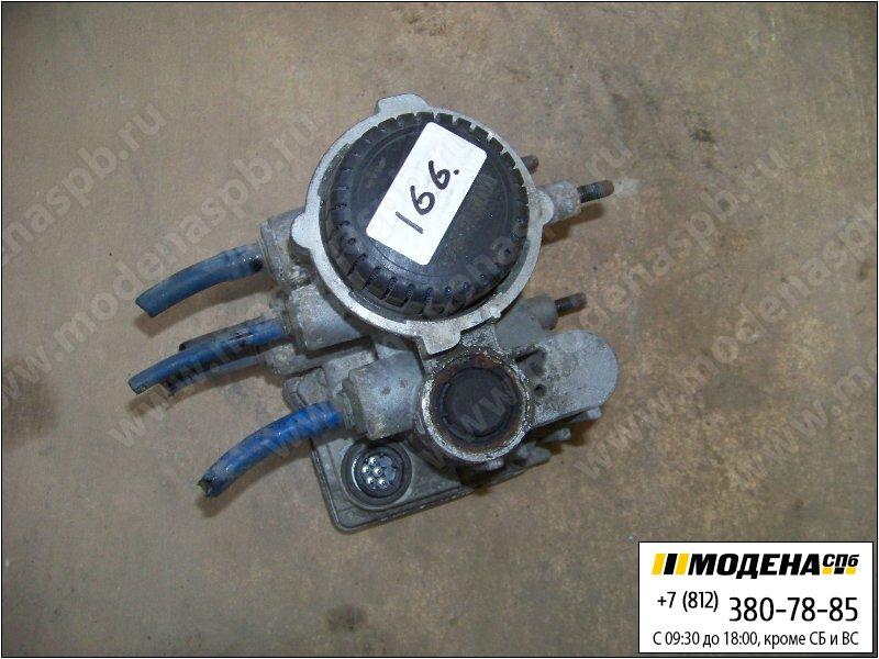 запчасти mercedes Кран управления тормозами прицепа  Wabco 4802040020