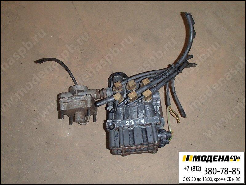 запчасти mercedes Магнитный клапан ECAS  Wabco 4729051110