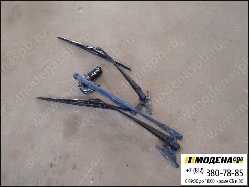 запчасти mercedes Механизм стеклоочистителя с электродвигателем 24V 144W  A9418200241