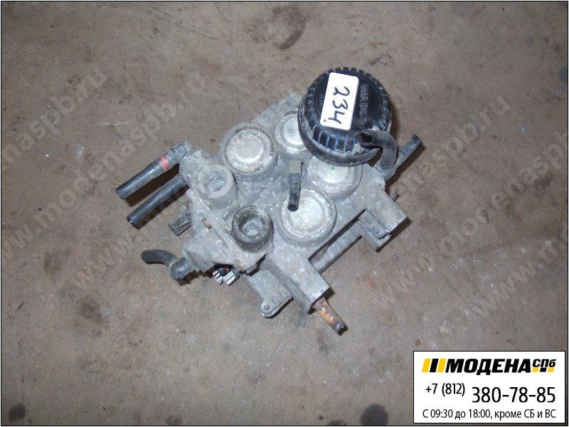 запчасти mercedes Модулятор осевой EBS ( с дефектом)  A0004290324