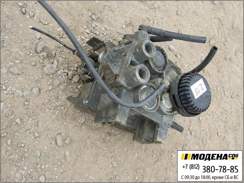 запчасти mercedes Модулятор оси EBS  Wabco 4801030110