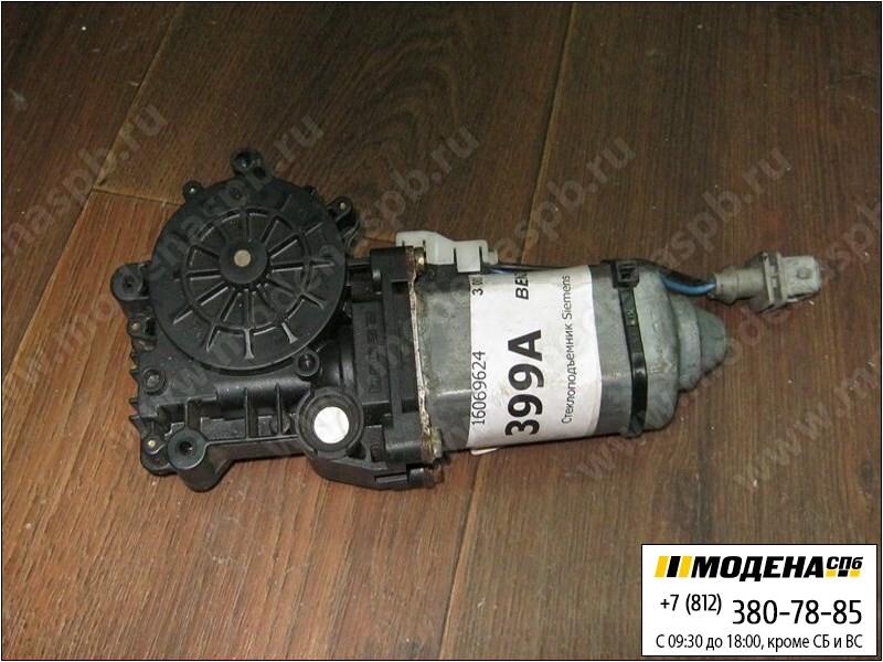 запчасти mercedes Мотор стеклоподъемника правый  Siemens 16069624
