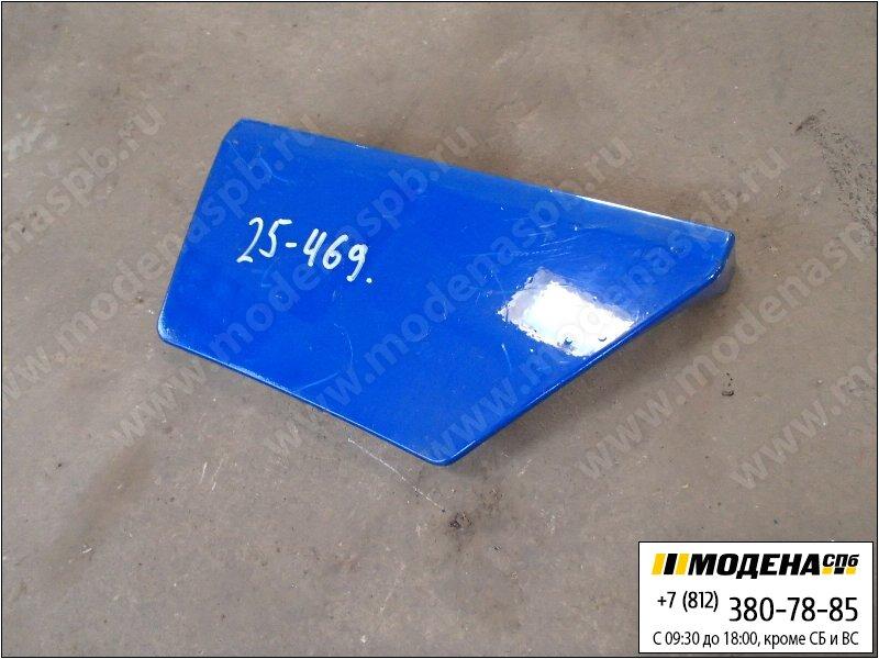 запчасти mercedes Накладка кабины, цвет синий  A9418810123