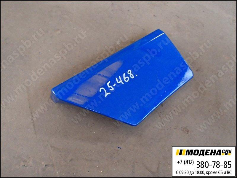 запчасти mercedes Накладка кабины, цвет синий  A9418810223