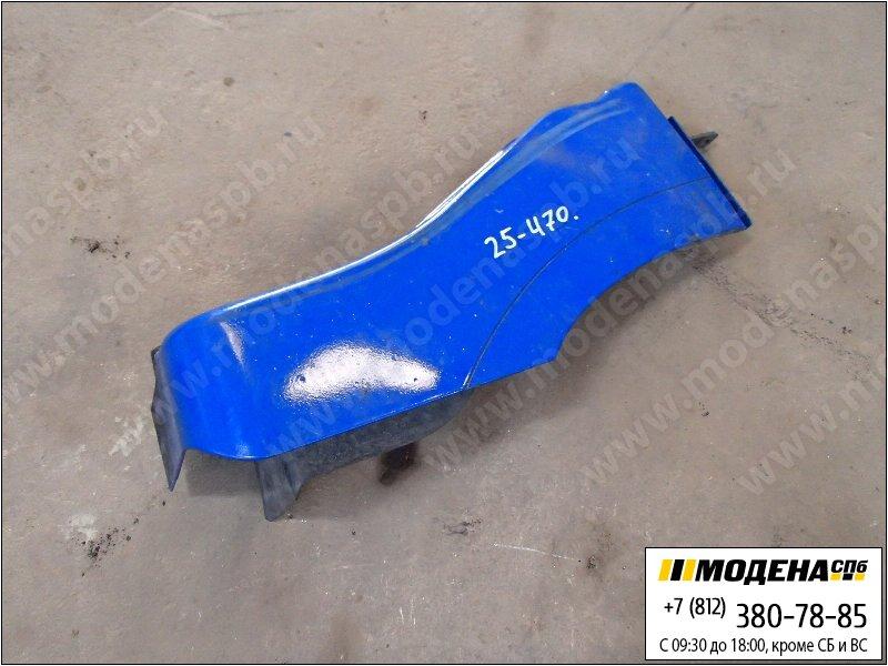 запчасти mercedes Накладка кабины, цвет синий  A9418810723