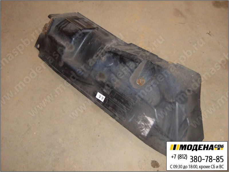 запчасти mercedes Облицовка кабины  A9435202422